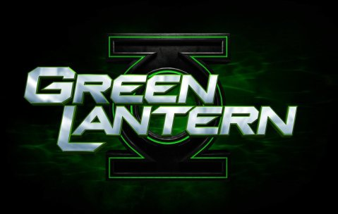 Green Lantern Movie Logo Revealed Blake Lively