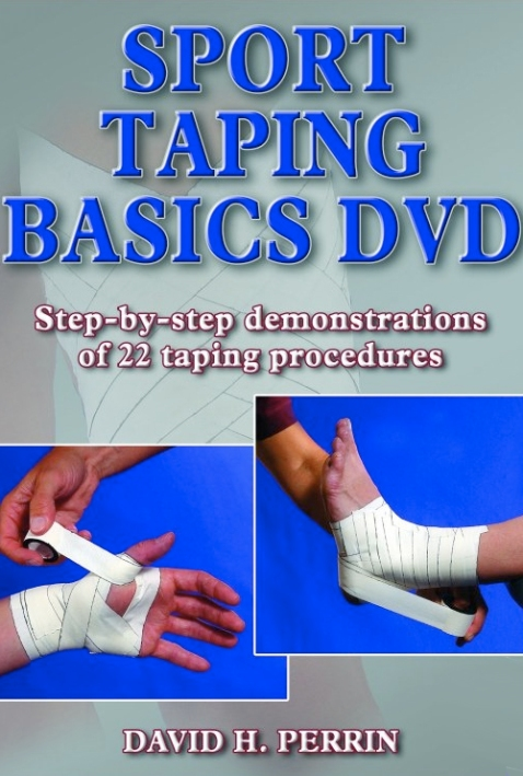 Sport Taping Basics is the Shitty DVD of the Week