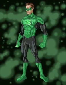 Green Lantern Film Costume Design