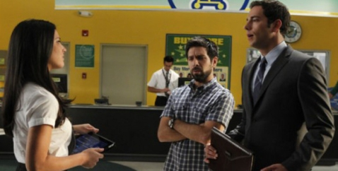 NBC Chuck season 4