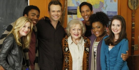 NBC Community season 2