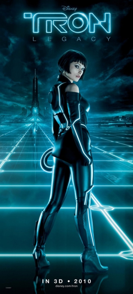 Tron Legacy Sneak Peak