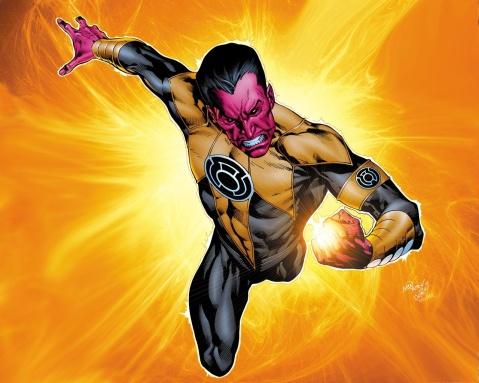 Green Lantern Sinestro