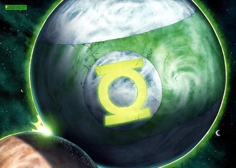 Green Lantern Mogo
