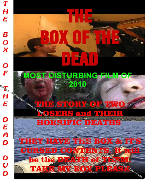 Box of the Dead DVD
