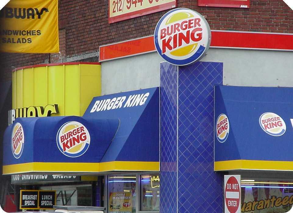 burger king king. #9 – Burger King