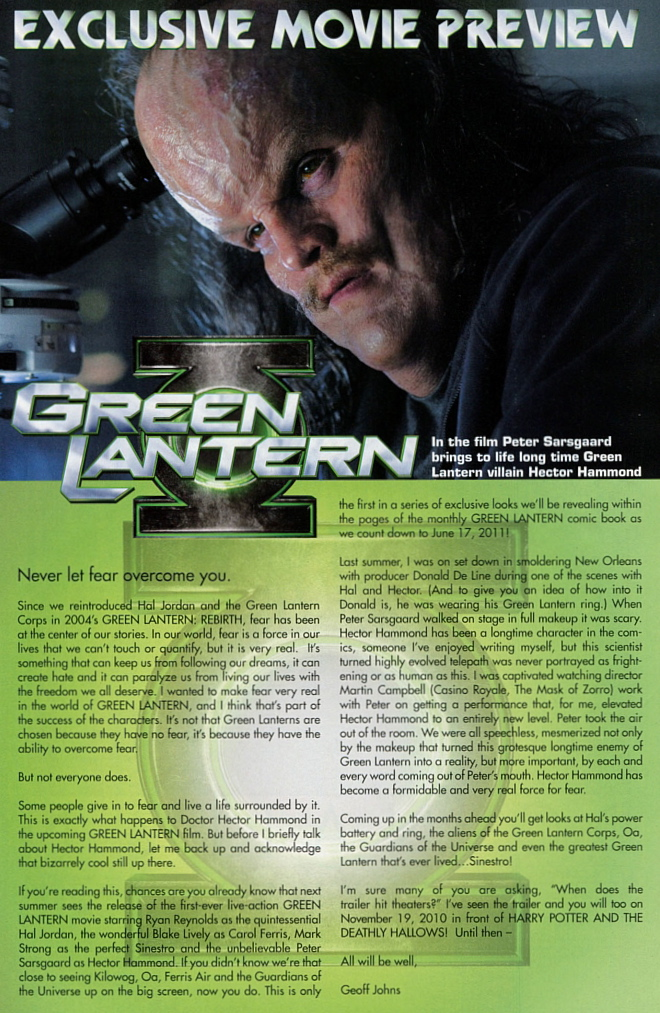 green lantern 59 hector hammond movie preview ralphs blog