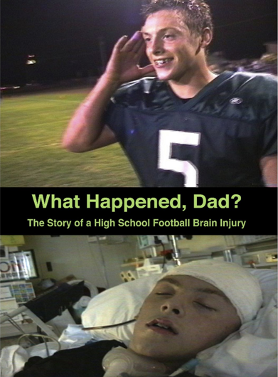 What Happened, Dad? DVD Cover