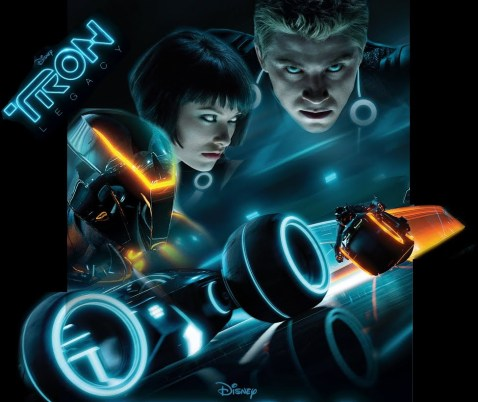 New Tron Legacy Trailer