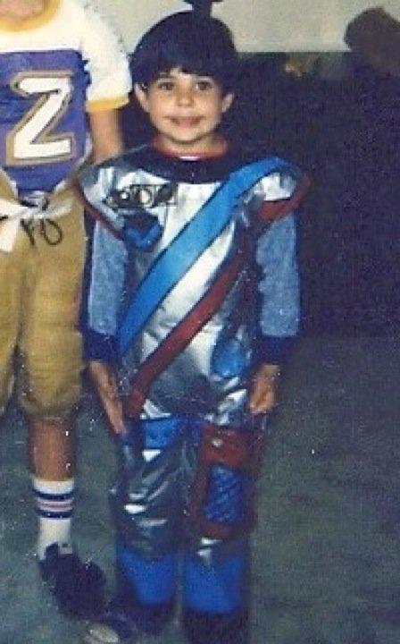1981 Halloween Costume