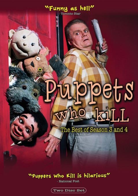 Puppets Who Kill DVD