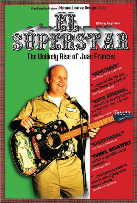 El Superstar DVD
