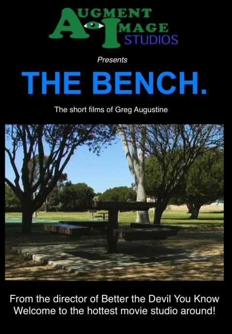 DVD The Bench