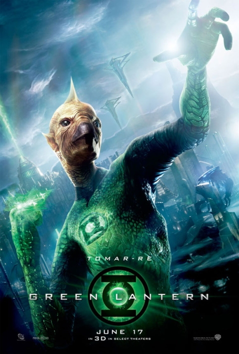 Tomar Re Green Lantern Movie Poster