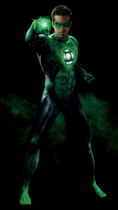 New Green Lantern Image