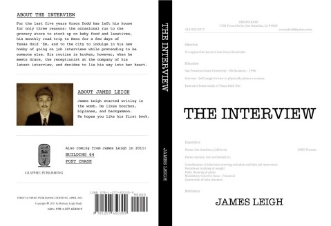 The Interview by James Leigh