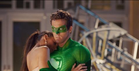 Green Lantern Movie Images
