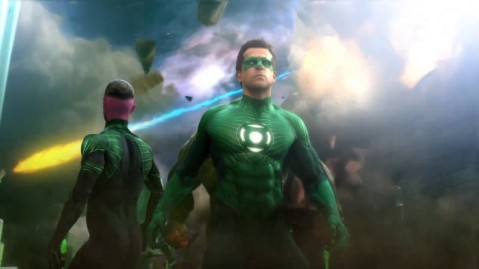 Green Lantern Rise of the Manhunters Review
