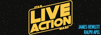 3 Live Action Star Wars